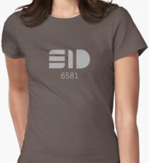SID 6581 Women's Fitted T-Shirt