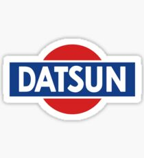 Datsun Shirt Sticker