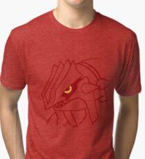 Legendary Line - Groudon Tri-blend T-Shirt