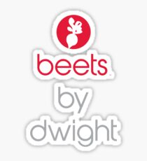 Beets by Dwight Sticker