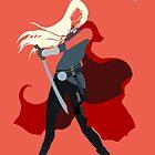 Celaena Sardothien | Crown of Midnight V2 by kbhend9715