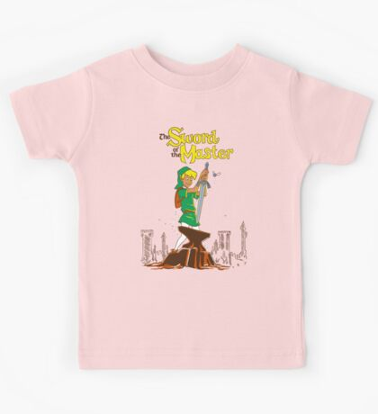 Sword of the Master Kids Clothes