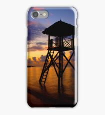 Jamaican Sunset iPhone Case/Skin
