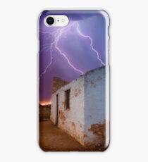 West Australian summer storms iPhone Case/Skin