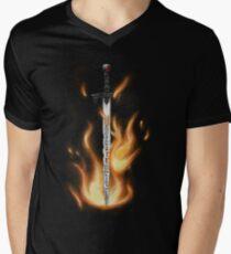 Dark Ones  Men's V-Neck T-Shirt
