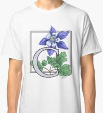 C is for Columbine Classic T-Shirt