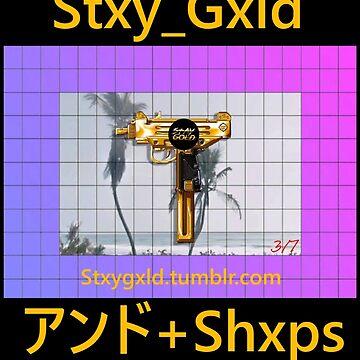 Shxps X Stay Gold by Shxps