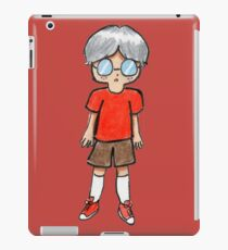 Lloyd (from Mother/ Earthbound Beginnings) iPad Case/Skin
