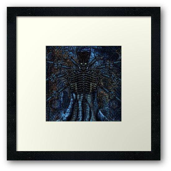 the Sheol of Abaddon by Karl David Hill