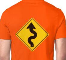 A Winding Road Ahead Unisex T-Shirt