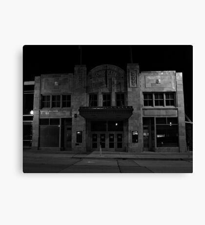 The Old Orpheum Theater Canvas Print