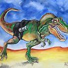 Sportosaurus by Ellen Marcus