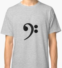 Bass Clef Classic T-Shirt