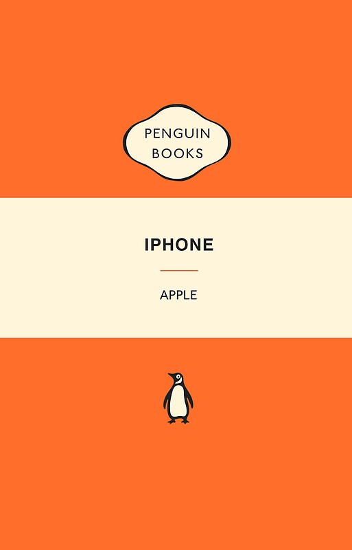 Penguin Book Cover T Shirts : Penguin books gifts merchandise redbubble