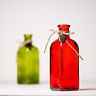 The Red and Green Bottles 1 by Jim Haley