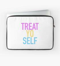 Treat. Yo. Self Laptop Sleeve
