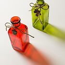 The Red and Green Bottles 2 by Jim Haley