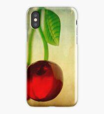 Vintage Cherries iPhone Case/Skin