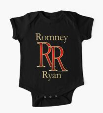 RR Romney Ryan Luxury Look T-Shirt Kids Clothes