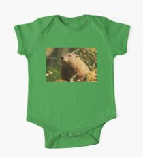 Close Encounter with a Groundhog One Piece - Short Sleeve