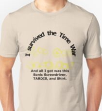 Time War Survivor Unisex T-Shirt
