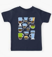 Espresso-Based Drinks Guide Kids Clothes