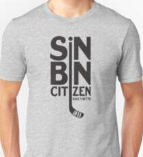 Hockey Sin Bin Citizen Unisex T-Shirt