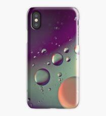 Purple Bubble Mix - Also iPhone Case iPhone Case/Skin