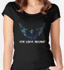 MLP - New Lunar Republic Women's Fitted Scoop T-Shirt