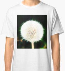 Fractal Dandelion  Classic T-Shirt