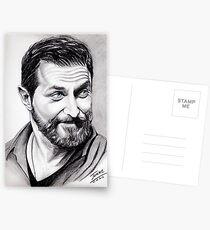 Richard Armitage, shining Postcards
