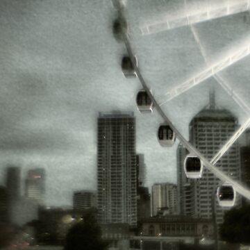 Big wheel by MelBrackstone