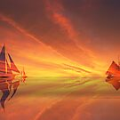 Sailing on red Sea by southmind