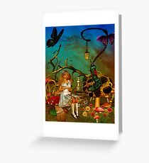 Who are YOU? Greeting Card