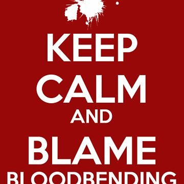 Blame Bloodbending! by pabucast