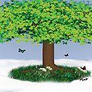 Oppisite Seasons by tapiona
