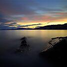 Taroona Beach, Hobart, Tasmania by highlux