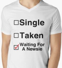 Waiting for a Newsie T-Shirt