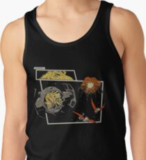 Tie Rex and the Rebeldactyls Tank Top