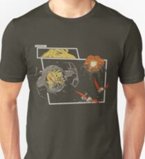 Tie Rex and the Rebeldactyls Unisex T-Shirt