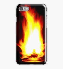 Tiki Torch iPhone Case/Skin