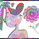 Let Flowers Speak     Part 3 by IrisGelbart
