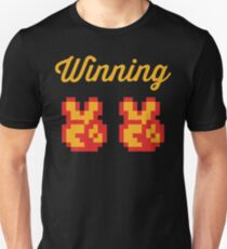 Street Fighter #Winning Unisex T-Shirt