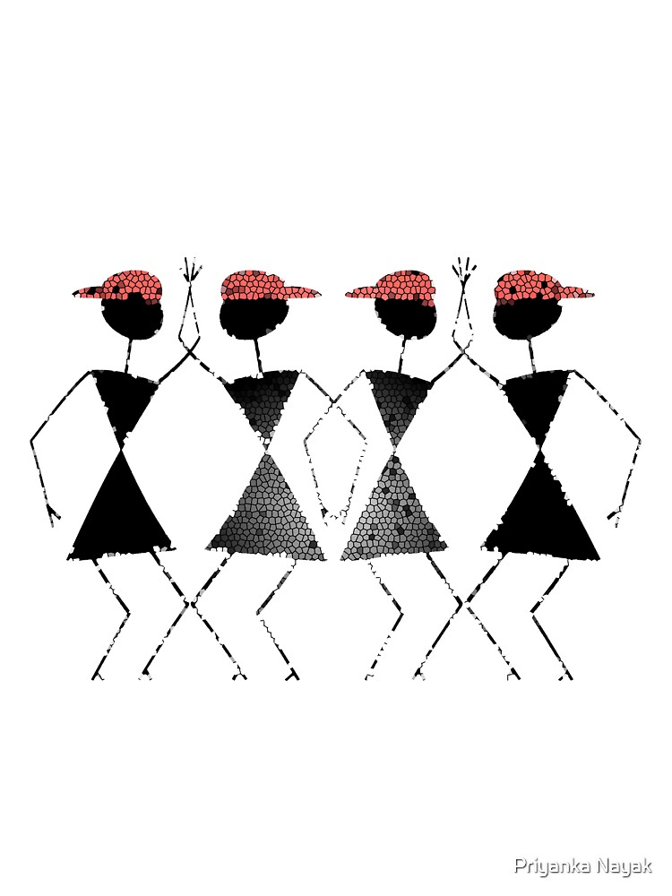 Warli -Dance moves by Priyanka Nayak