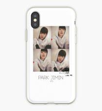 BTS/Bangtan Sonyeondan - Jimin Photocard iPhone Case