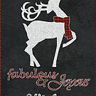 Fabulous Deer by shouho