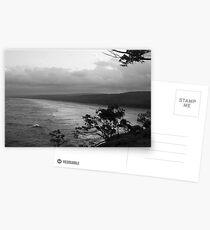 Stormy Seascape Postcards
