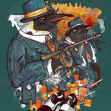 Mobster Puzzle by eZkun