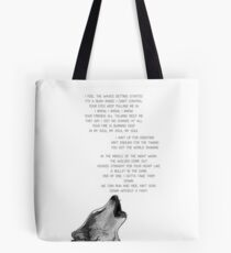 """One Direction  - """"Wolves"""" Tote Bag"""