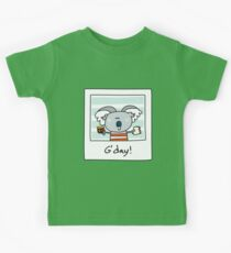 G'day - breakfast Kids Clothes
